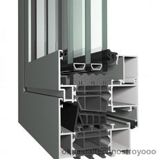 Теплое окно из алюминия Reynaers MasterLine 8