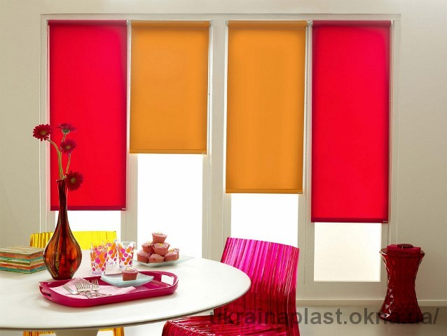Высококачественные рулонные шторы