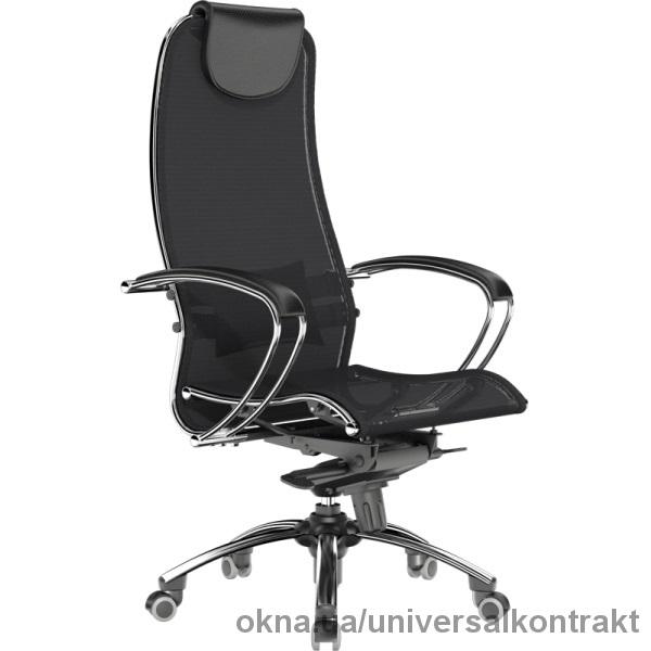 Кресло офисное для руководителя Самурай
