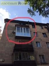 Французский балкон — Уютный дом