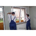 Монтаж окна, двери, балкон
