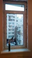 Вікно Rehau Euro 70 в квартирі. Заміна холодних вікон на теплі. — Вікна Експрес