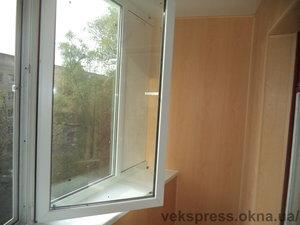 Лоджия с выносом под ключ — Вікна Експрес
