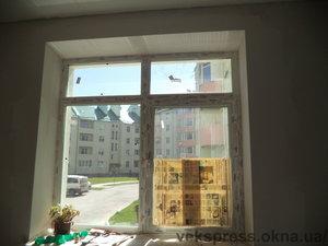 Остекление квартиры — Вікна Експрес