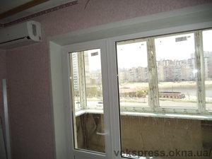 Балконный блок — Вікна Експрес