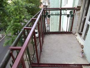 Выносной балкон с усилением — Вікна Експрес