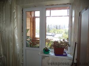 Балконний блок — Вікна Експрес
