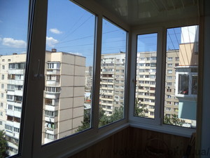 Балкон под ключ — Вікна Експрес