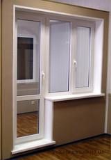 Балконный блок с открываемым окном