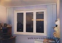 Окно в зал для тепла и комфорта
