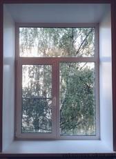 Окно в офис из качественного профиля Wintech!