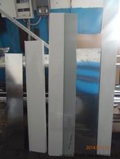 Отливы белый 50 мм