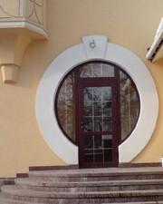 Єксклюзивная дверь — Вікна ВОВІН