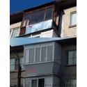 Балкон на улице Курнатовского 11