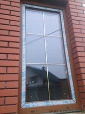 Металлопластиковое окно — Викнари