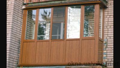 Французский балкон — Викнари