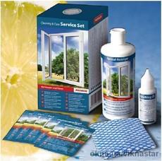 Набір по догляду за вікнами Weiss Cosmoklar Premium