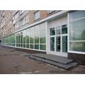 Фасад Бібліотека- Картина галерея в м.Лубни