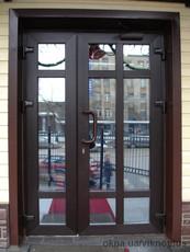 """Входные двери Softline Т-120 от ТМ """"ВікноПлюс"""""""