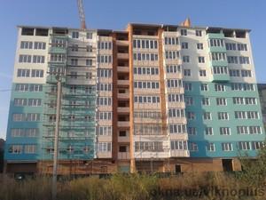 Девятиэтажный жилой дом — ТМ ВікноПлюс