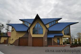 """Ресторан """"ПАРУС"""" — ТМ ВікноПлюс"""