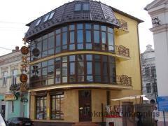 Ресторан г.Коломыя — ТМ ВікноПлюс