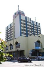Отель «7 Дней» — ТМ ВікноПлюс