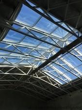 Скляний дах, зенітний ліхтар, атріум — Вікносвіт