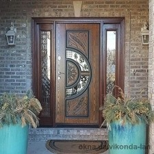 Дверь входная — Виконда, фирменный салон