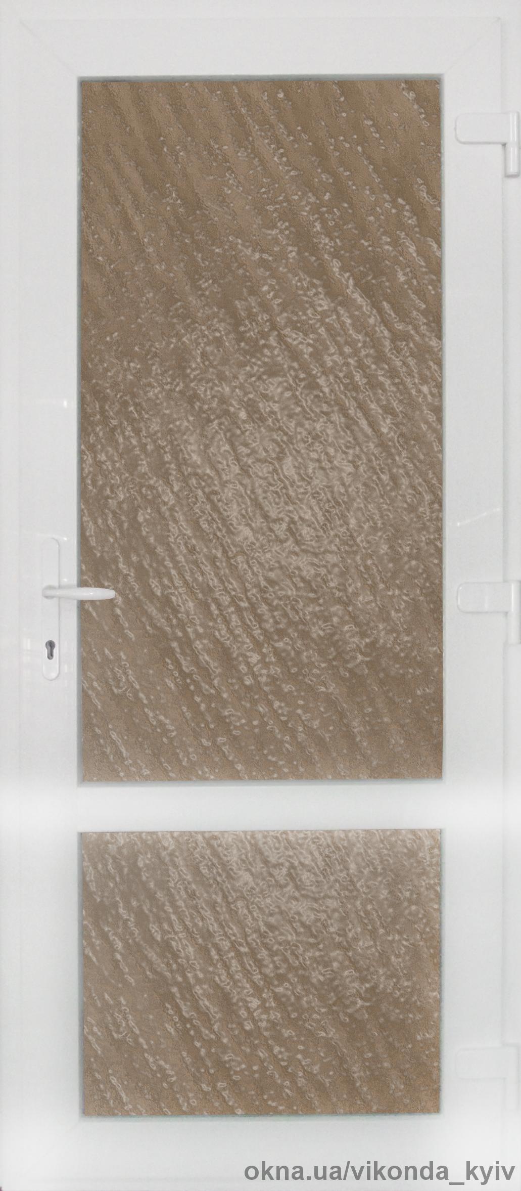 Белые входные двери Виконда Киев 900х2100