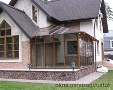 Окна, двери, офисные перегородки, витражи, фасады из Алюминия, Металлопластика и Стекла.
