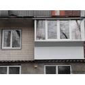Остекление квартиры+балкон