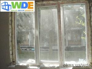 Окна WDS Olimpia/Axor в Геническе и пгт. Кириловка — Вікна Декор Енергія (WDE)