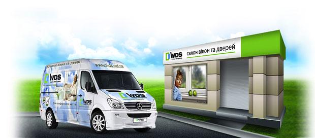 Салоны окон и дверей WDS - онлайн маркет с выездом