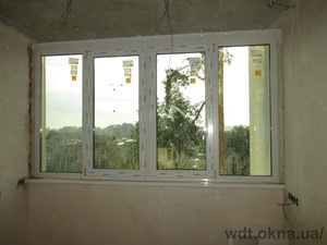 Окна из профиля Aluplast Energeto — ВДТ (Віконно-Дверні Технології)