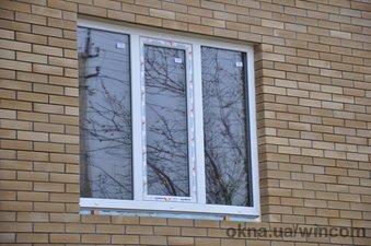 Окна в Харькове, окна в котедже. — Окна Мегаполиса