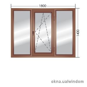 Пятикамерный профиль Windom DeLuxe