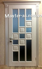 Двери деревянные ольха — Захарченко А.Г.