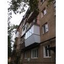 Балкон от перил