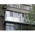 Альбом: Окна, балконы,витражи