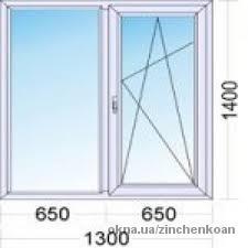 стандартное окно Виконда Термо