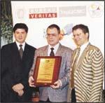 Вручення сертифікату