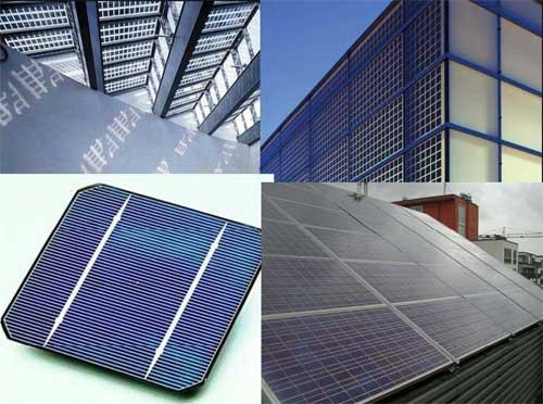 Фасад, фасадный элемент, фото-модуль, солнечный элемент