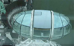 Капсула London Eye