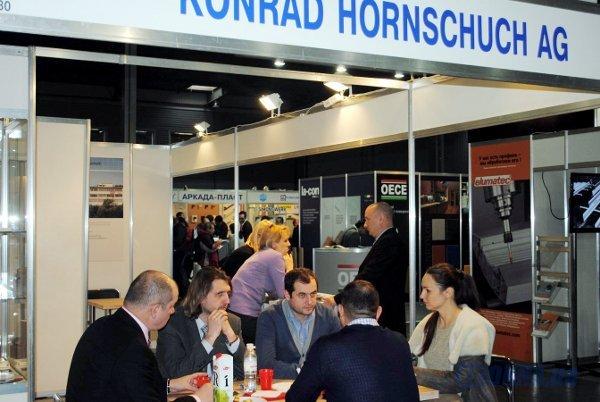 Konrad Hornschuch на «Примус: Окна. Двери. Профили 2014»