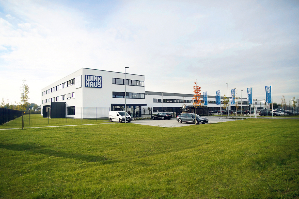 Новый завод Winkhaus — ультрасовременные системы запирания  и контроля доступа