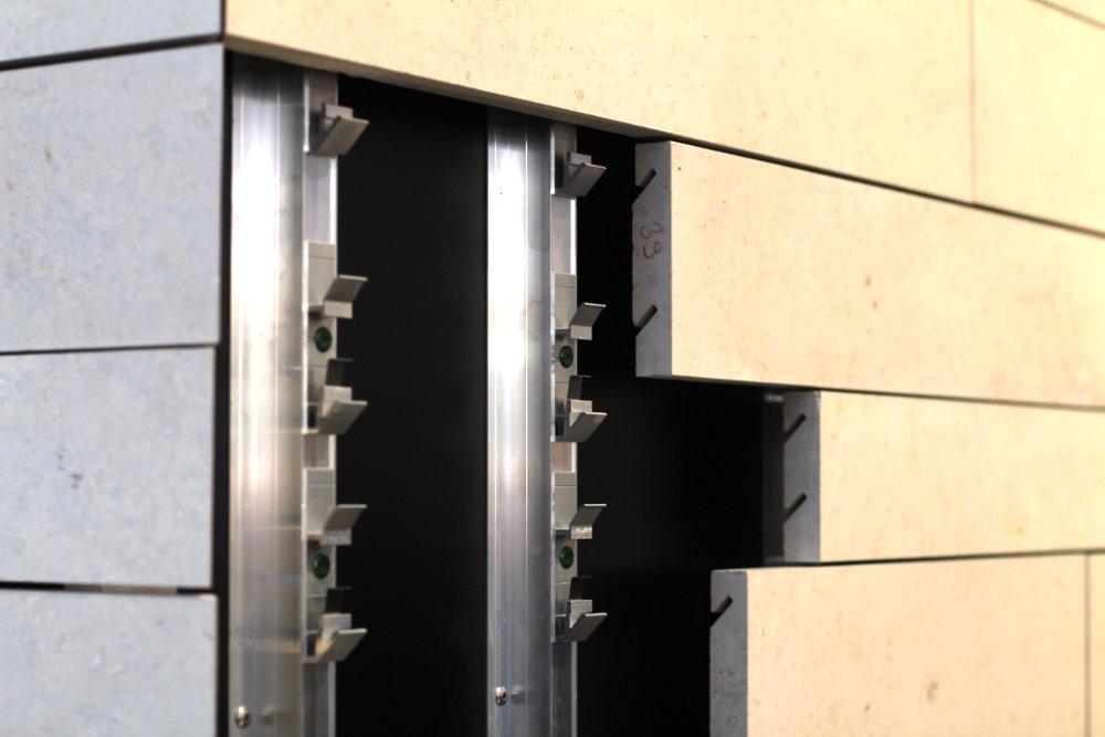 Cистема вентилируемых фасадов Linea