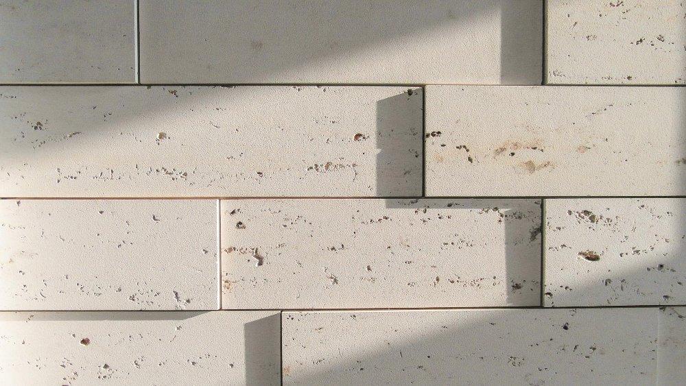 Linea — вентилируемый фасад из натурального камня