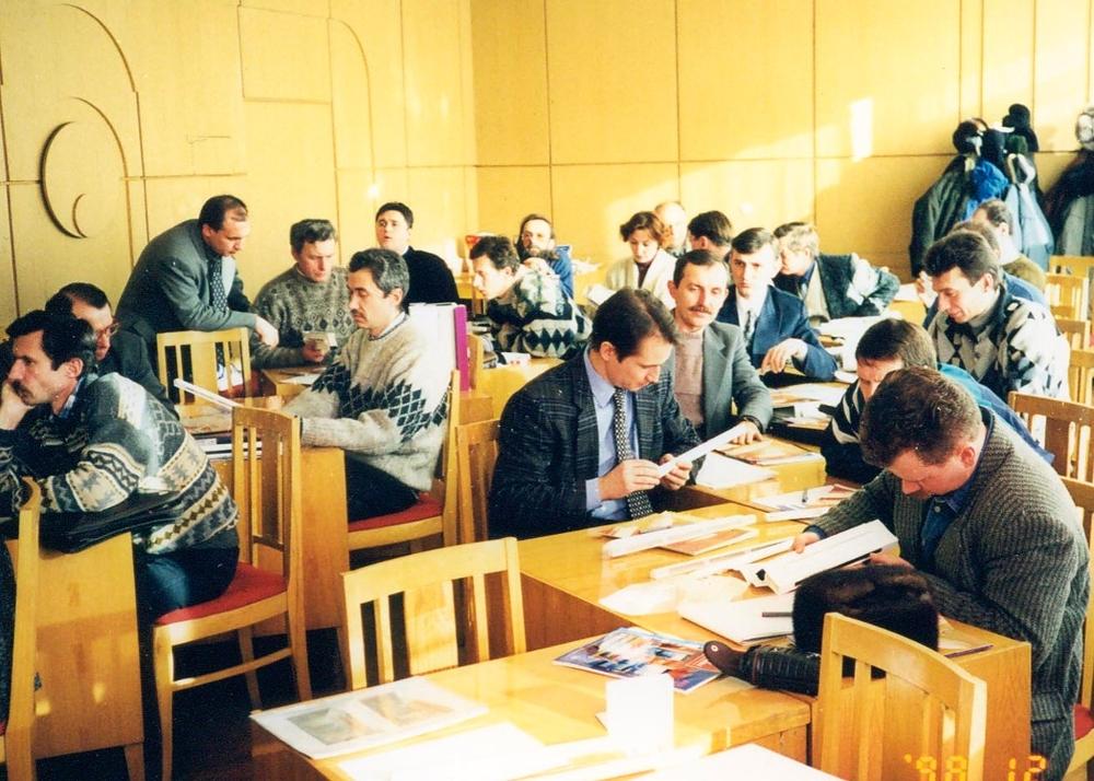 Перший навчальний семінар REHAU в Україні