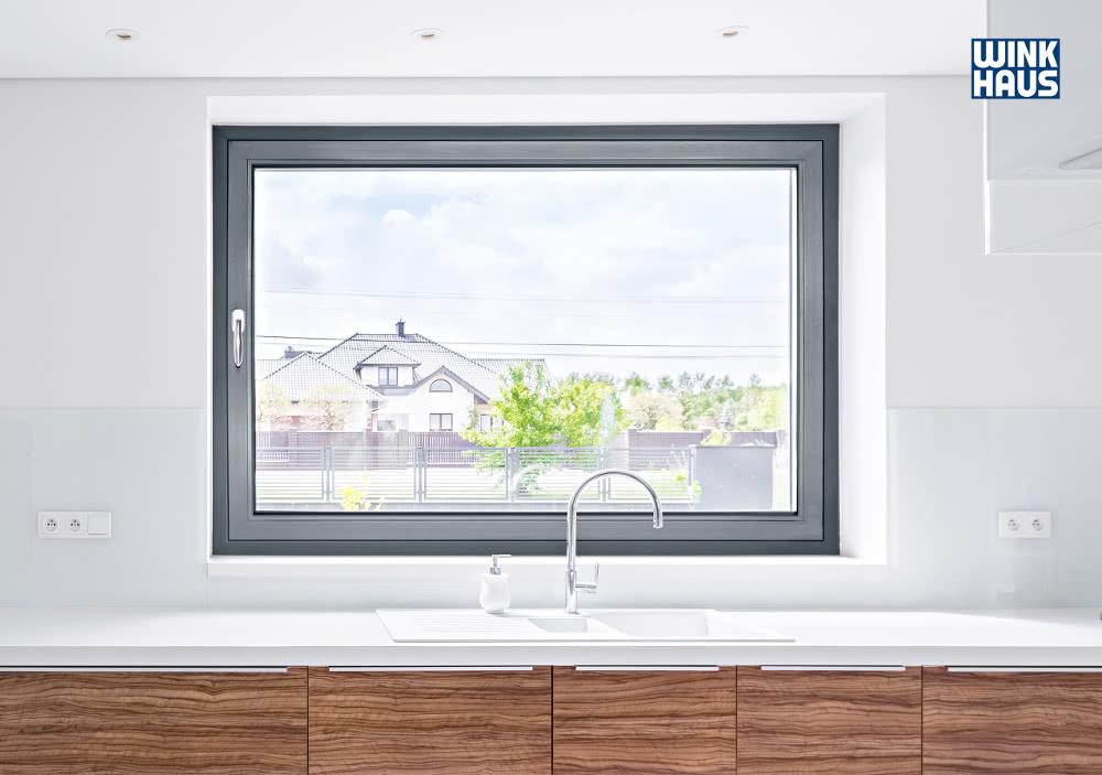 Окно с фурнитурой Winkhaus activPilot Select